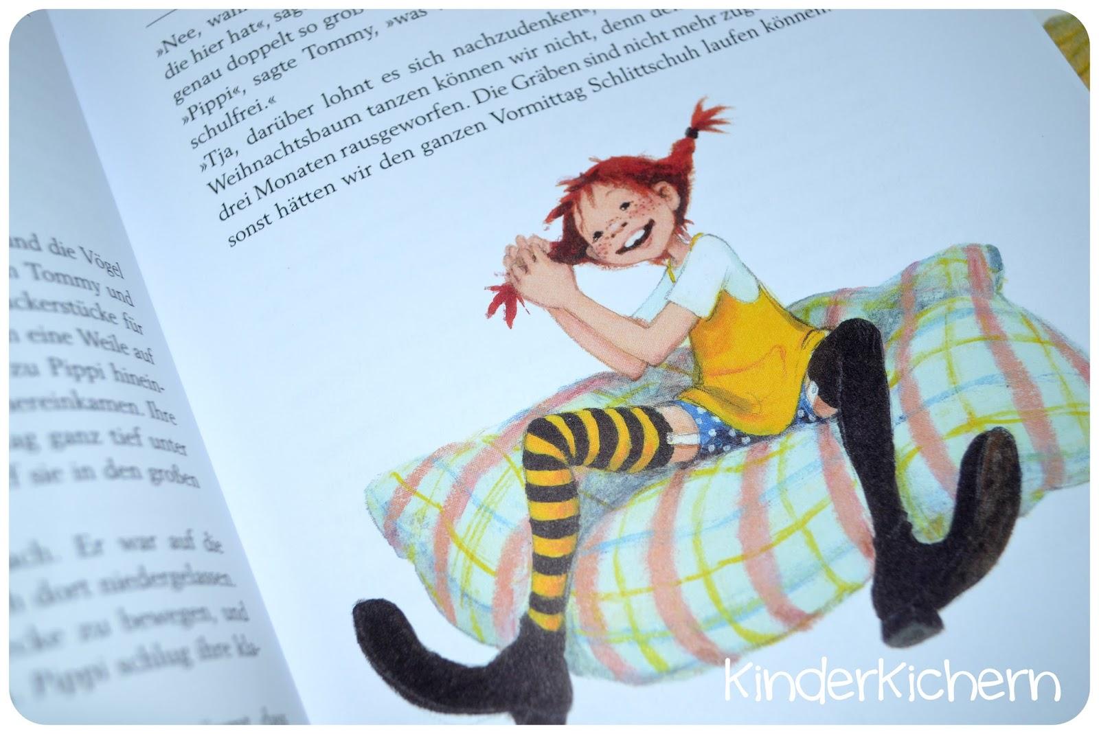 Pippi Langstrumpf Geschichten