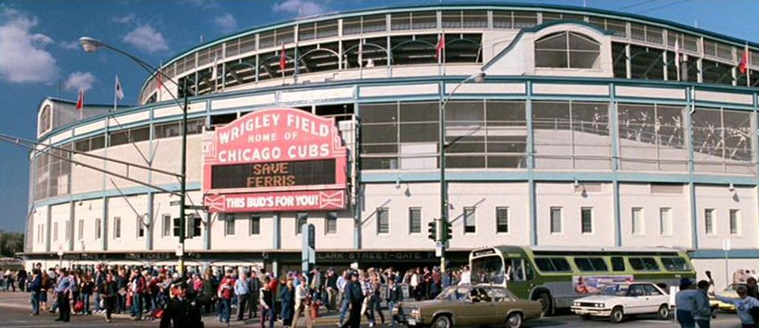 Filming Locations Of Chicago And Los Angeles Wrigley