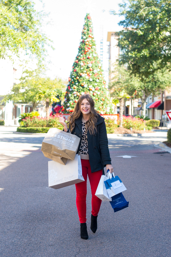 12 Days of Christmas Giveaways Charleston Edition  | Chasing Cinderella