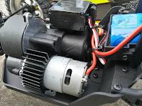HBX 12889 Thruster Truck motors