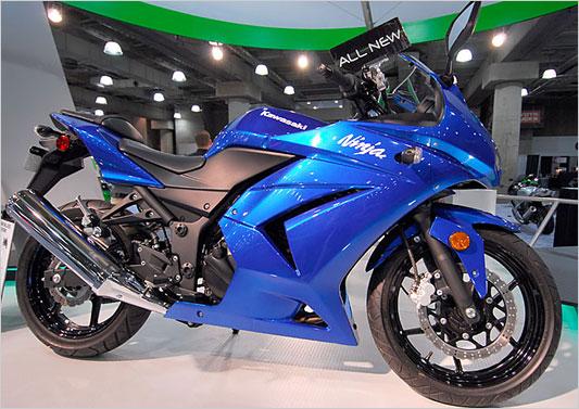 Modifikasi Ninja 250 RR