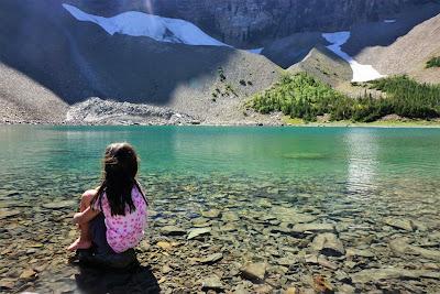 Haig Lake, Castle Provincial Park