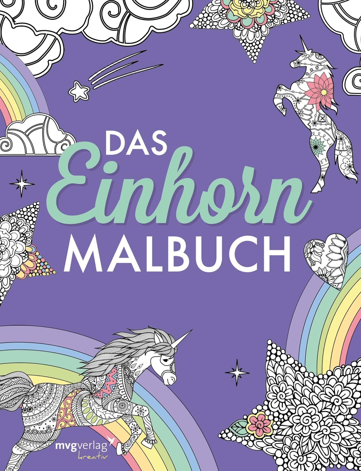 produkt-testwelt: Rezension: Das Einhorn-Malbuch