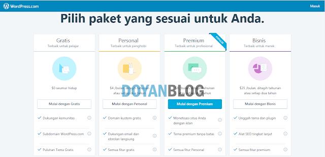 keenam pilih hosting gratis