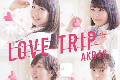 [Lirik+Terjemahan] AKB48 - Kishi ga Mieru Umi Kara (Tebing Itu Terlihat Dari Laut)