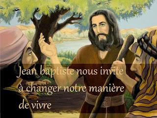 LE PARDON AVEC JEAN BAPTISTE