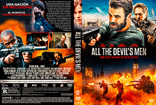 All the Devil's Men - Cover DVD