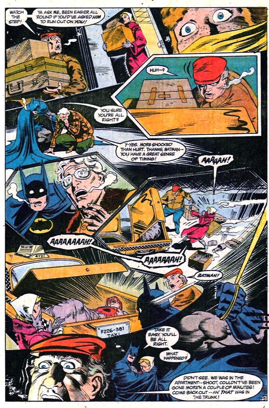 Detective Comics (1937) 592 Page 5