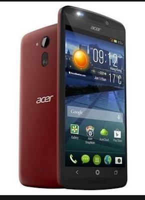 Firmware Acer Liquid E700 E39