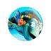 Procurando Nemo - Botton (#PN003) - 3,8 cm