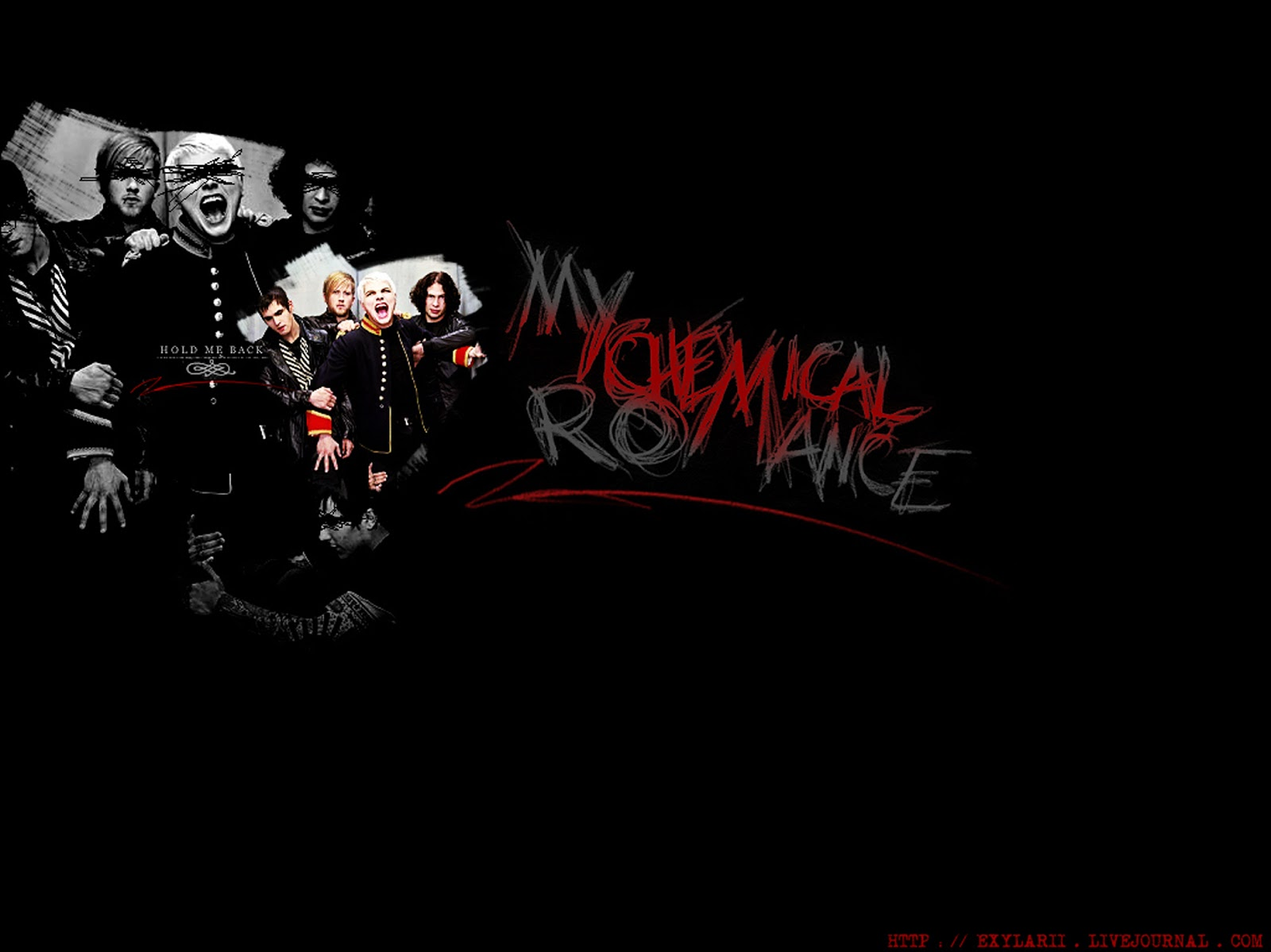 Perfect Wallpaper My Chemical Romance Wallpaper