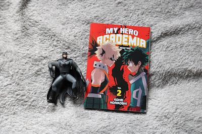 Kohei Horikoshi - My hero Academia. Akademia Bohaterów t.2