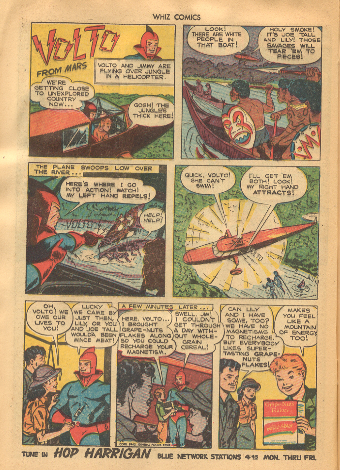 WHIZ Comics issue 69 - Page 12