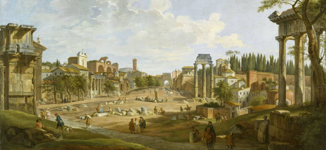 Derechos sobre cosa ajena y Derecho romano