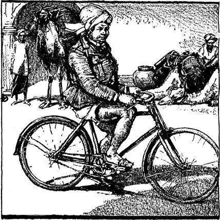 Chullunder Ghose the Guileless, from Adventure, March 1, 1932