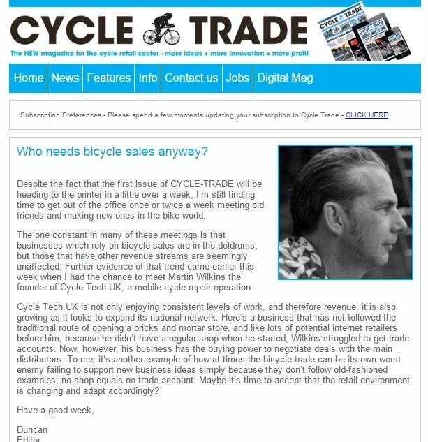 Cycle Trade Media