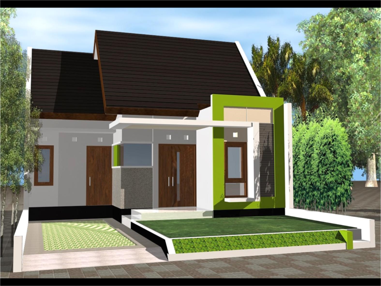 61 Desain Rumah Minimalis Yang Cantik Desain Rumah