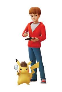 Detective Pikachu - ¡Es hora de resolver misterios!
