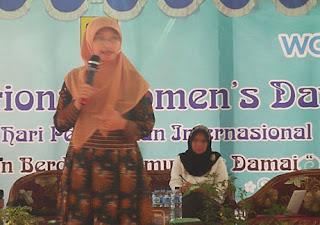Peringati Hari Perempuan Se Solo Raya Di Desa Gemblegan DenganPerempuan Komunitas Damai