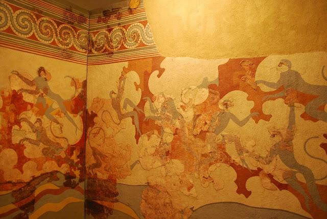 Museu Pré-Histórico de Thira, Santorini