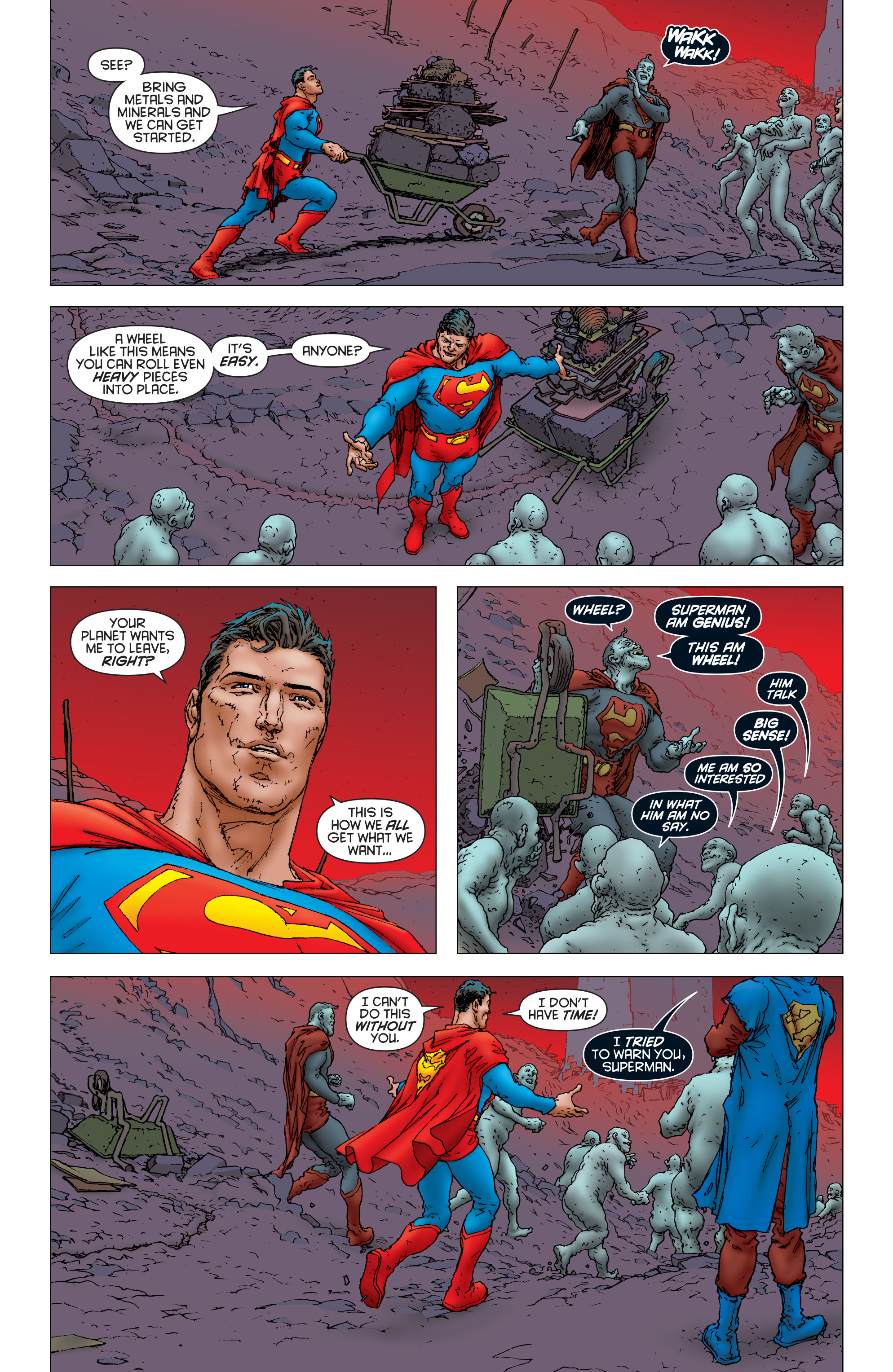 Read online All Star Superman comic -  Issue #8 - 9
