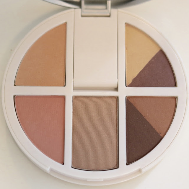 pur cosmetics vanity palette dream chaser