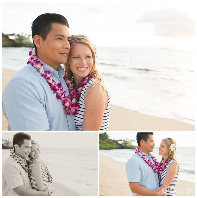 Maui Couples Portraits