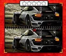 Yarış Arabaları Aradaki Fark - Racing Cars Differences