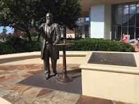 John Pemberton statue