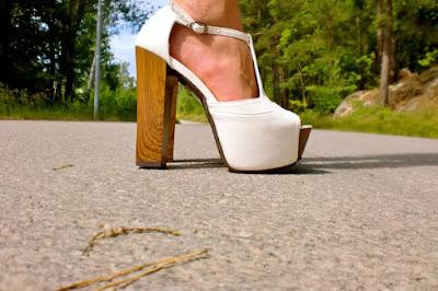 Zapatos de moda casuales para chicas