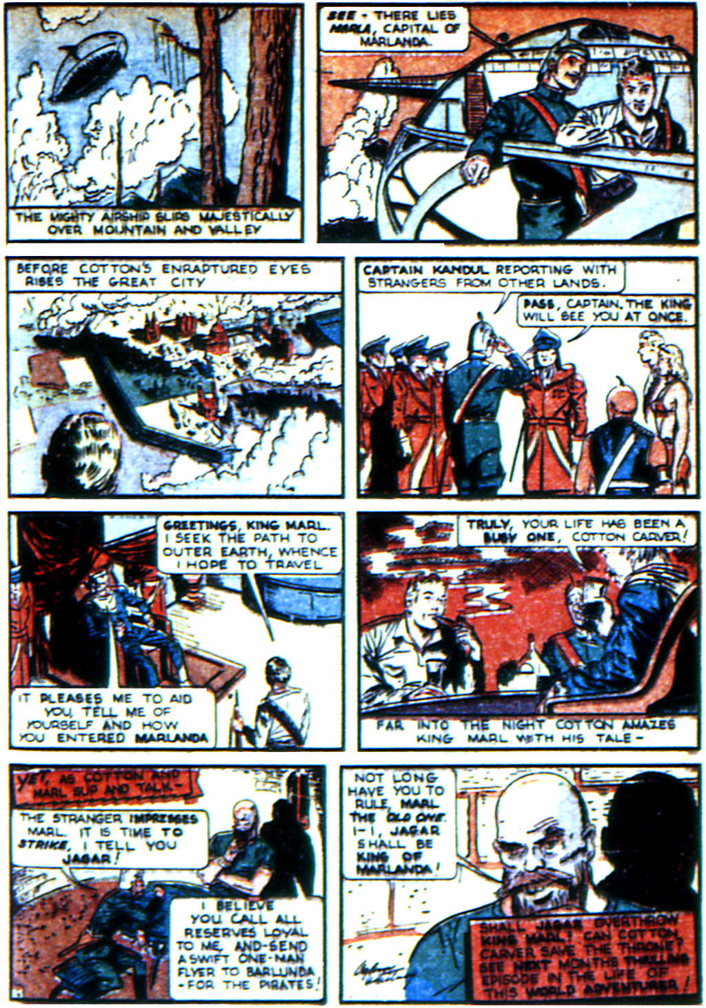Read online Adventure Comics (1938) comic -  Issue #42 - 65