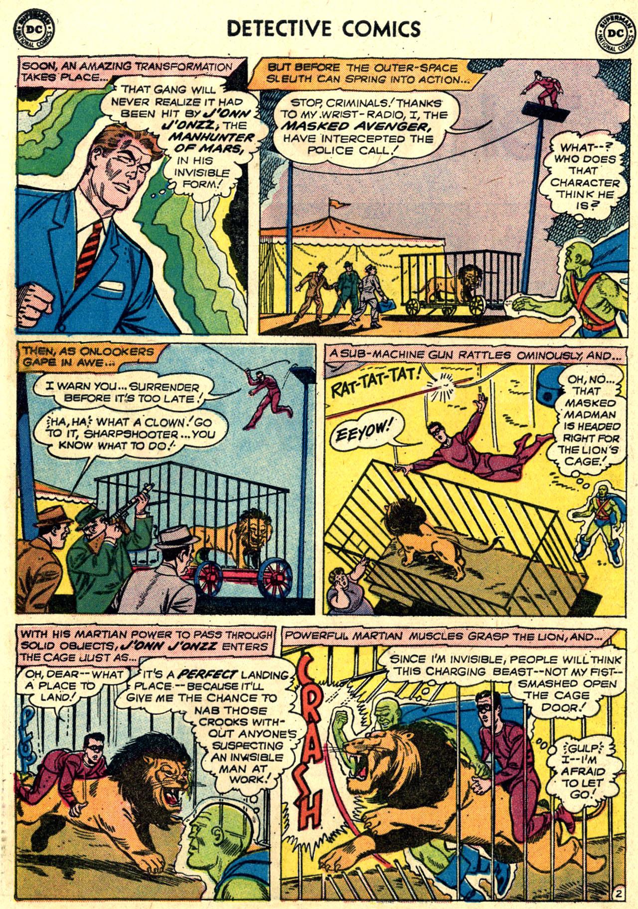 Detective Comics (1937) 266 Page 27