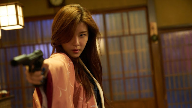 Ha Ji Won Chinese movie ManHunt
