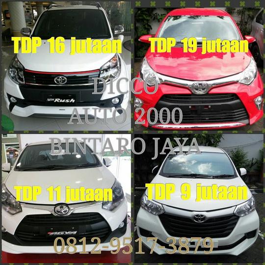 Toyota Bumi Serpong Damai BSD Tangerang