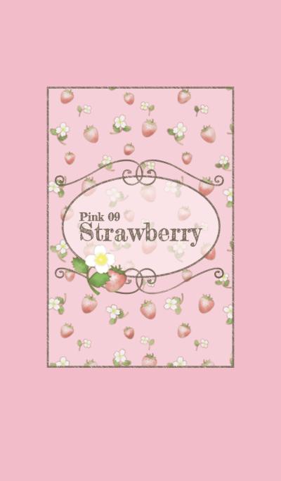 Strawberry/Pink 09