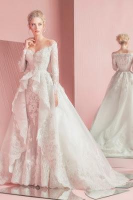 robe de mariée 2016 tendance