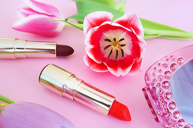 Clarins Joli Rouge Velvet, review, beauty blogger
