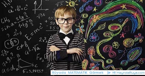 Rüyada Matematiğin Görülmesi