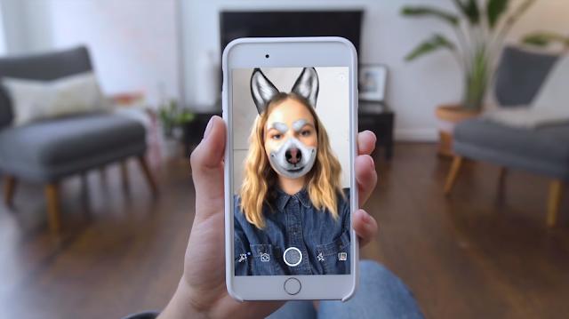 Pedigree-campña-adopción-de-mascotas-filtros-facebook-mask-selfie