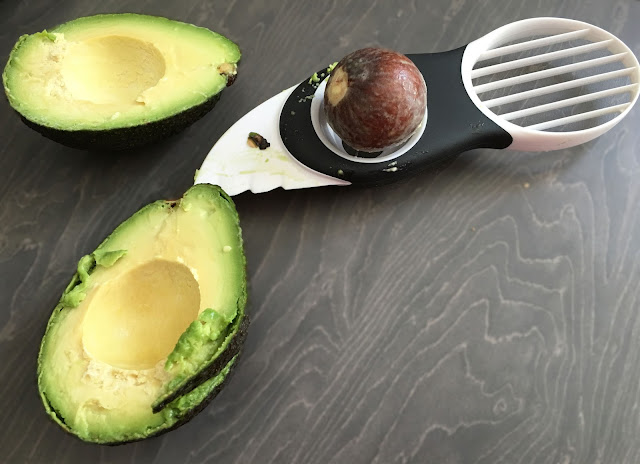 OXO 3-in-1 Avacado Slicer