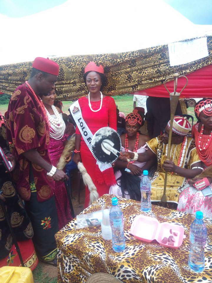 Exclusive pics from the coronation of the 21st Igwe of Enugu