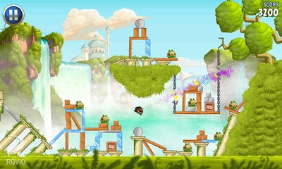 Angry Birds Star Wars II for Android, Kindle Fire, iPad, iPhone and Windows Phone