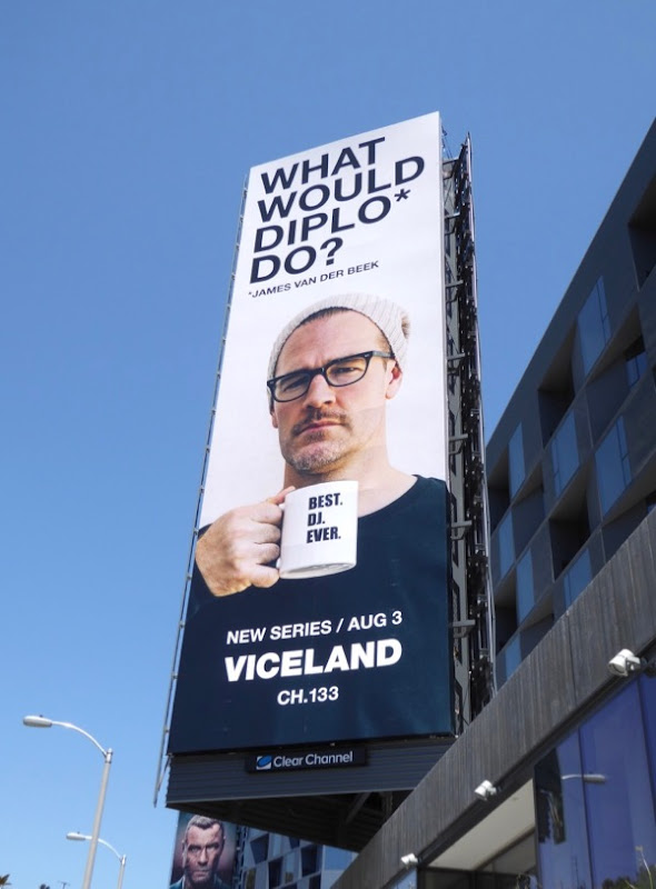 What would Diplo do series billboard