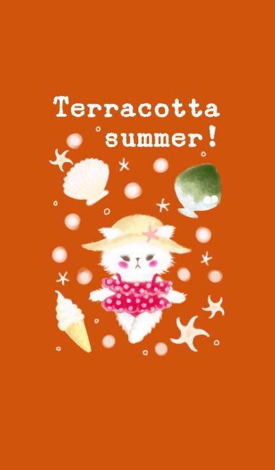 Terracotta summer!!