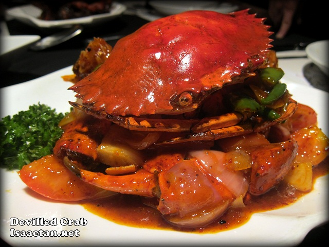 Devilled Crab - RM11.90/100gm