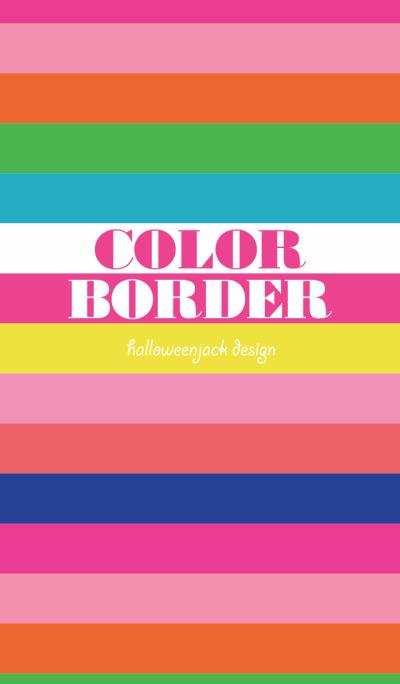 Color Border #07G