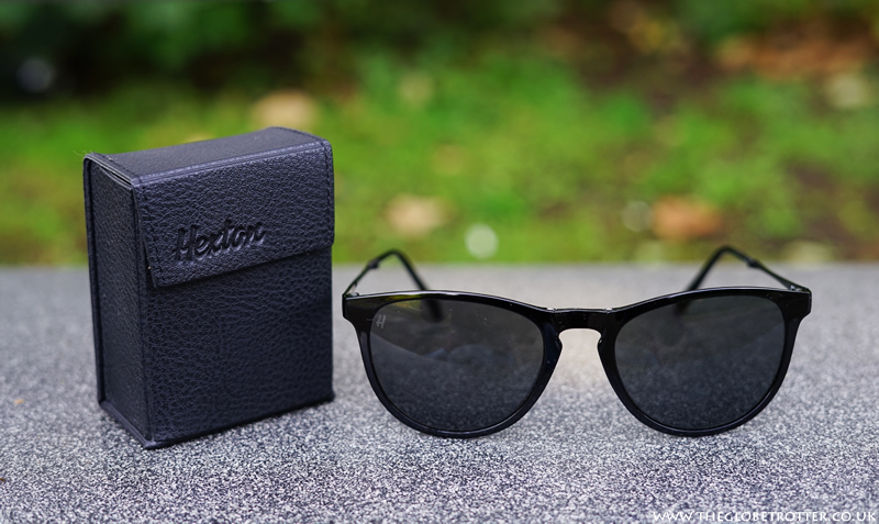Hexton Folding Travel Sunglasses