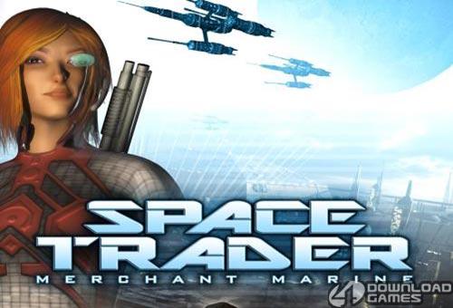 لعبة تاجر الفضاء Space Trader