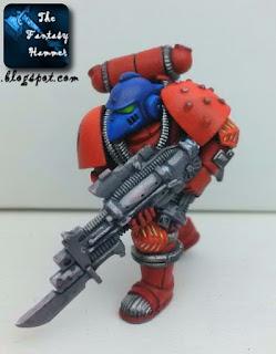 Imperial Space Marine 2016 WiP