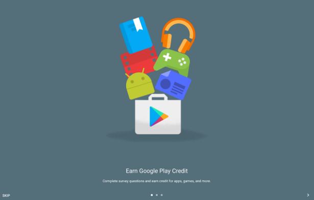 Google Opinion Rewards app expands to India and two other countries